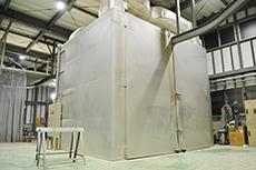 塗装工場06|有限会社ヤマカワ電機産業