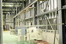 塗装工場07|有限会社ヤマカワ電機産業
