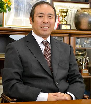 社長挨拶|有限会社ヤマカワ電機産業