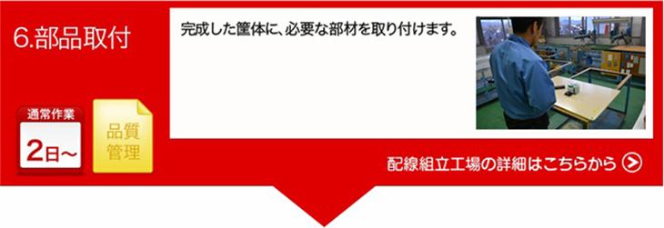 ご依頼から納品までの流れ06|有限会社ヤマカワ電機産業