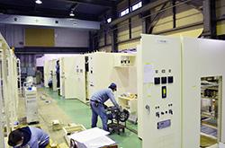 配電盤製作で培った盤メーカーらしく、カスタム盤の要望に応える|有限会社ヤマカワ電機産業