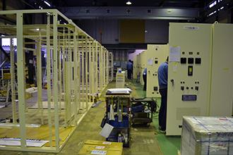 配電盤製造工程03|有限会社ヤマカワ電機産業