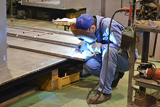 製函工場06|有限会社ヤマカワ電機産業