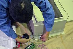品質管理部門とは|配電盤・制御盤・分電盤・計装盤製品の製作・製造を設計、板金、配電組立、検査まで一貫生産のヤマカワ電機