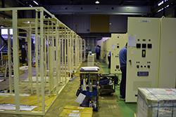 本社写真07|配電盤・制御盤・分電盤・計装盤製品の製作・製造を設計、板金、配電組立、検査まで一貫生産のヤマカワ電機