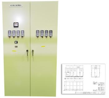 低圧配電盤 配電盤・制御盤・分電盤・計装盤製品の製作・製造を設計、板金、配電組立、検査まで一貫生産のヤマカワ電機